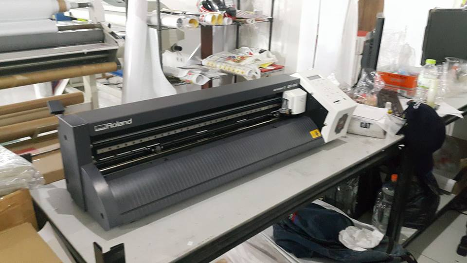 mesin cutting plotter