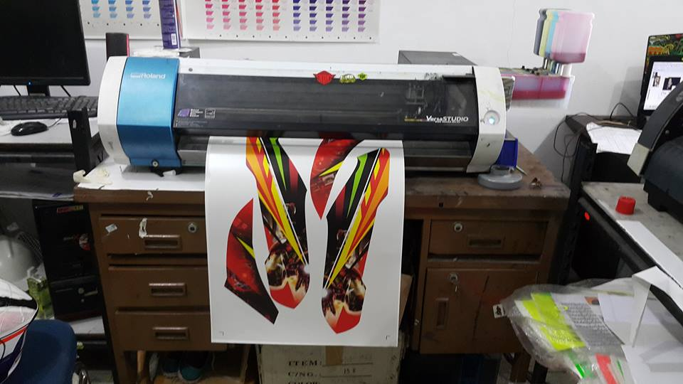 proses print water slide decal