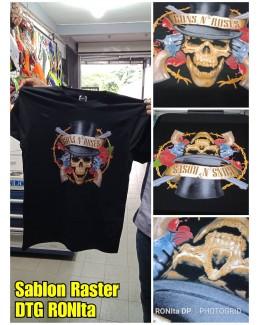 Sablon Kaos Premium DTG RONIta