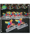 Sticker Die Cut Transparan RITRAMA LED-UV (Tanpa Tinta UV)