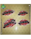 Print Sticker Die Cut