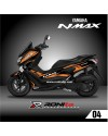 Striping Reflective Yamaha NMAX