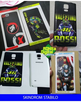 Skindrom dan Hard Case